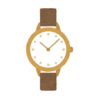 イラスト_腕時計